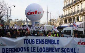 Saint-Ouen : victoire de la CNL et des locataires